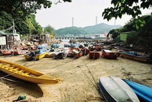 Hong Kong photoblogger: Lamma