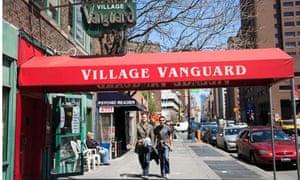 The Village Vanguard Jazz Club Greenwich Village New York City