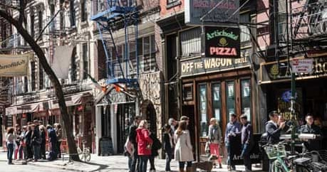 Top 10 cool hangouts in new york 39 s greenwich village for The village nyc