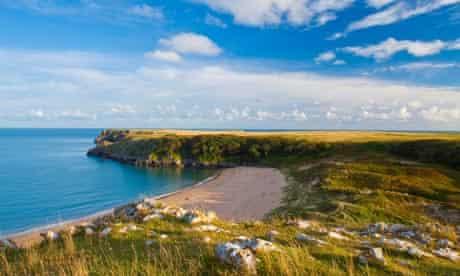 Barafundle Bay Pembroke