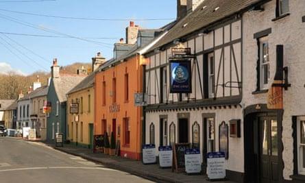 Solva, Pembrokeshire, Wales