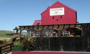 Tafarn Sinc Rosebush, Pembrokeshire