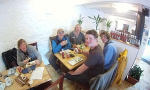 The Sound Cafe, St Davids