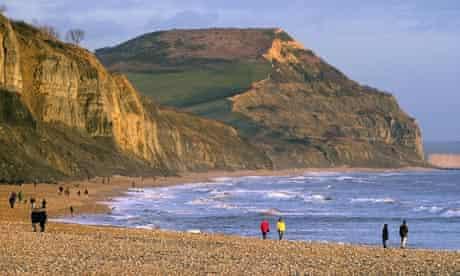 Golden Cap, Dorset