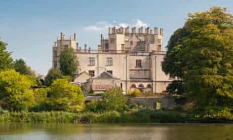 Sherborne Castle in Sherborne, Dorset