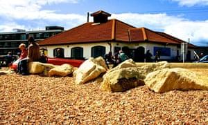 Café Oasis, Weymouth