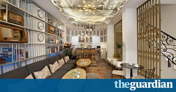 Boutique hostels maximum style minimum budget travel for Designhotel istanbul