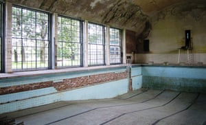 Blog In The Footsteps Of Jesse Owens At Berlin 39 S Forgotten Olympic Village Travel The Guardian