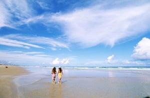 Brazil, Salvador de Bahia, Flamengo beach