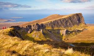 Fir Bhreugach on the Trotterish Ridge, Isle of Skye