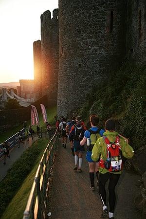 Dragons back race: Dragon's Back race, Wales