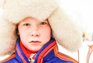 Sami Lapland: Sami, Swedish Lapland
