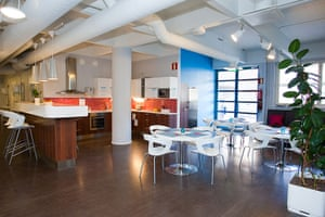 Luxury hostels: Dream Hostel, Tampere, Finland