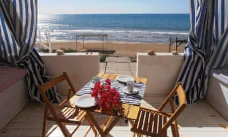 The Beach House, Sicily