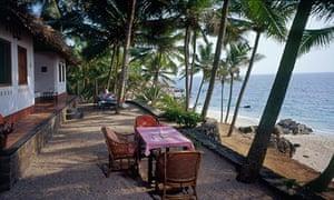 Karikkathi Beach House, Kovalam beach