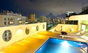 Man in Rio