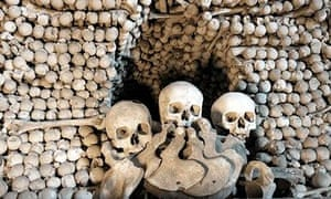 Sedlec Ossuary: Kutna Hora, Czech Republic