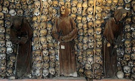 Capuchin Catacombs: Palermo, Sicily
