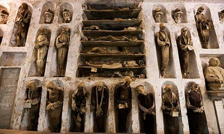 The Capuchine Catacombs, Palermo, Sicily