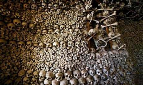 Chapel of Skulls: Kudowa-Zdrój, Poland