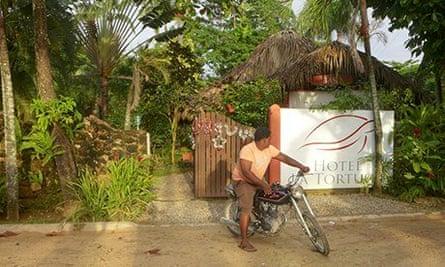 Hotel La Tortuga, Las Terrenas, Samaná