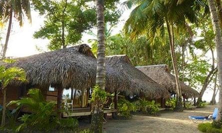Los Gringos, Playa Magante, near Rio San Juan