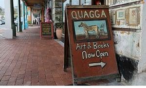 Quagga book shop