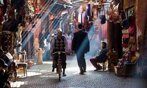 Marrakesh bike