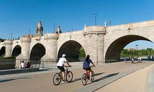 Madrid Toledo bridge