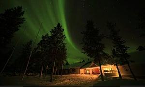 Muotkan Wilderness Lodge