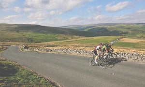 The Tour de France starts in Yorkshire in 2014