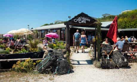 The Crab House Cafe in Wyke Regis