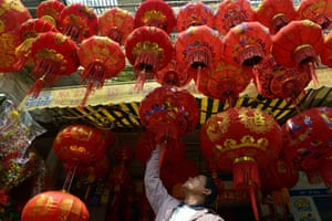 Chinese New Year 2013: Chinese New Year Lanterns, Cambodia