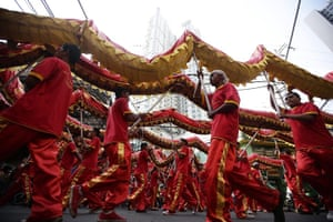 Chinese New Year 2013: Preparation for Chinese New Year in Manila