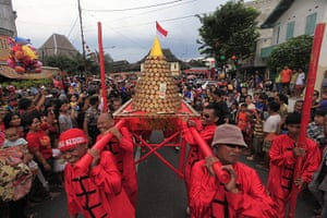 Chinese New Year 2013: Solo, Central Java, Indonesia