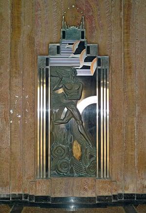 Havana art deco: Time, Edificio Lopez Serrano, Havana