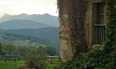 El Halcón Peregrino, Rábago, Cantabria