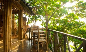 Great Huts eco-resort
