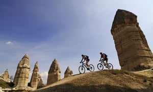 Exploring Turkey By Horse Train Cycle And Sail Boat Travel The