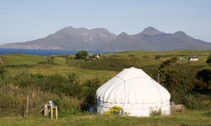 Cleadale, Isle of Eigg