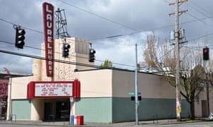 Laurelhurst Theater  in Portland