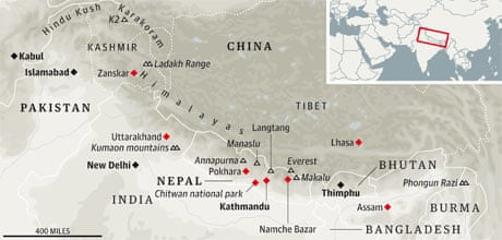 Trekking in the Himalayas: how to do it | Travel | The Guardian