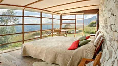 Shakti 360° Leti luxury lodge in North India.