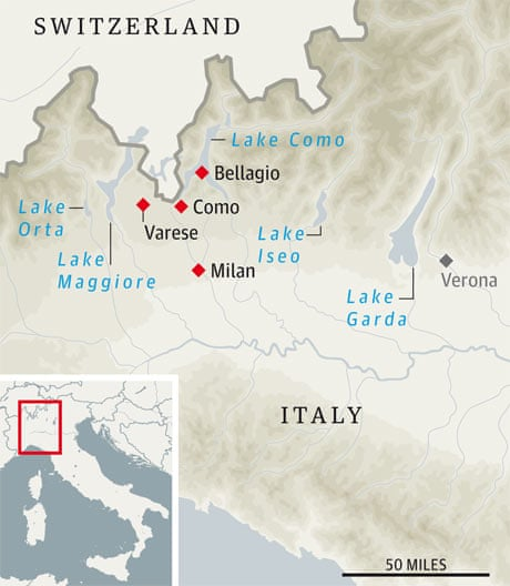 How To Do The Italian Lakes On A Budget Travel The Guardian