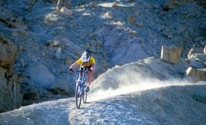 Cross-country mountain biking at Fruita