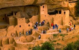 Cortez: Hiking Mesa Verde national park