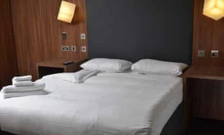 Bloc hotel , Birmingham