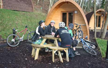 The Shropshire Hills Mountain Bike Centre