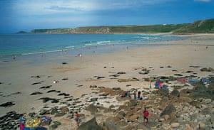 West Cornwall walk