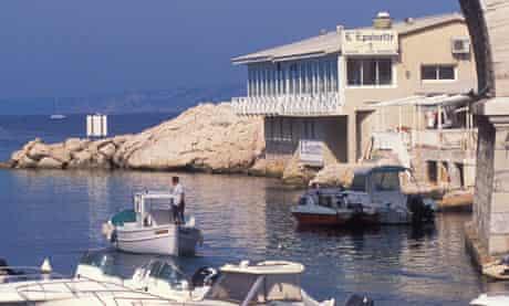 L'Epuisette, Marseille
